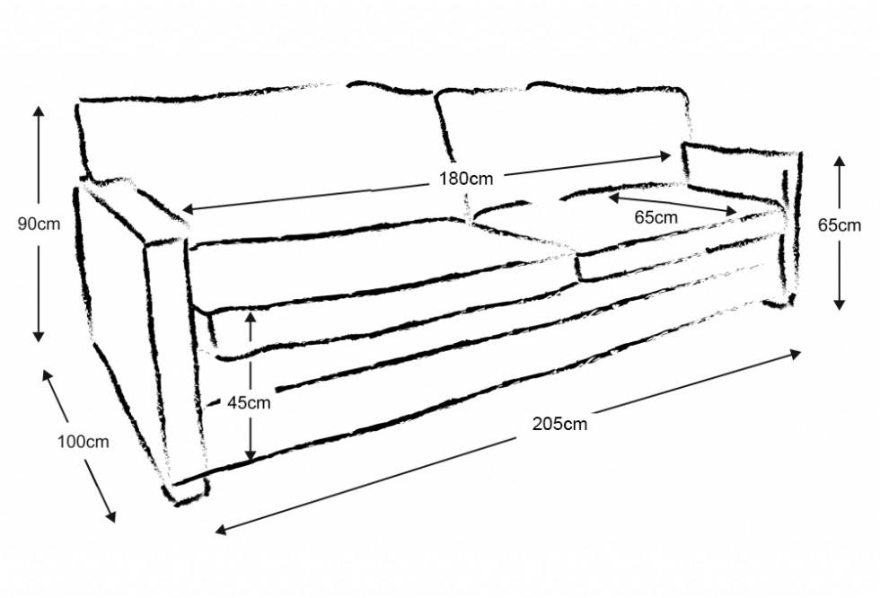 Kodu: 13368 - Gerçek Deri Modern Kanepe Taba Renk Tasarım