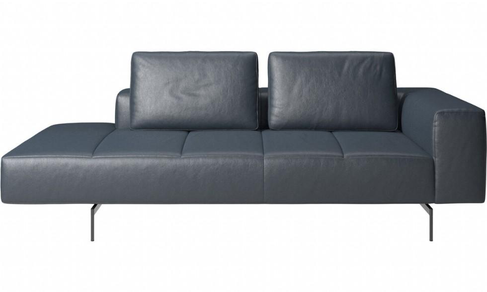 Kodu: 9567 - Leather Sofa Models, Siyah Gerçek Deri Renk Kanepeler