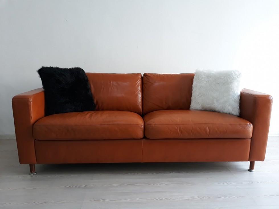 Kodu: 9423 - Leather Sofa Models