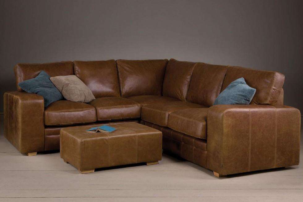 Kodu: 8805 - Leather Sofa Models