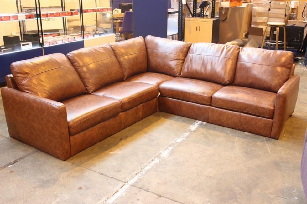 Kodu: 8809 - Leather Sofa Models