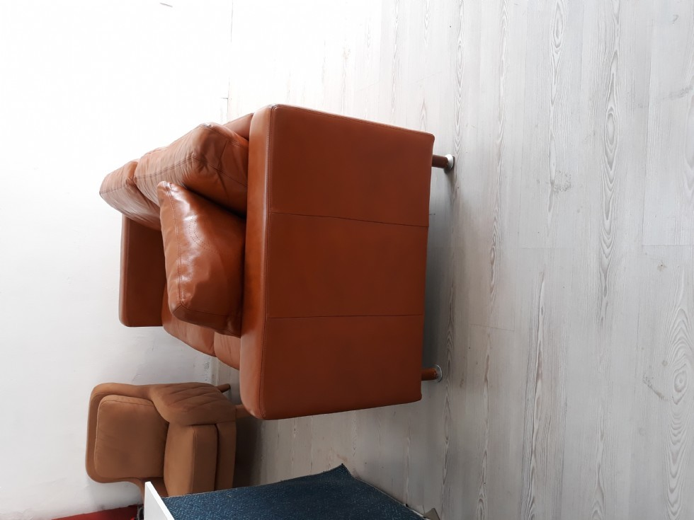 Kodu: 9342 - Leather Sofa Models