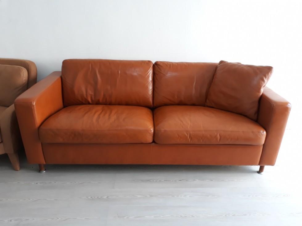 Kodu: 9343 - Leather Sofa Models
