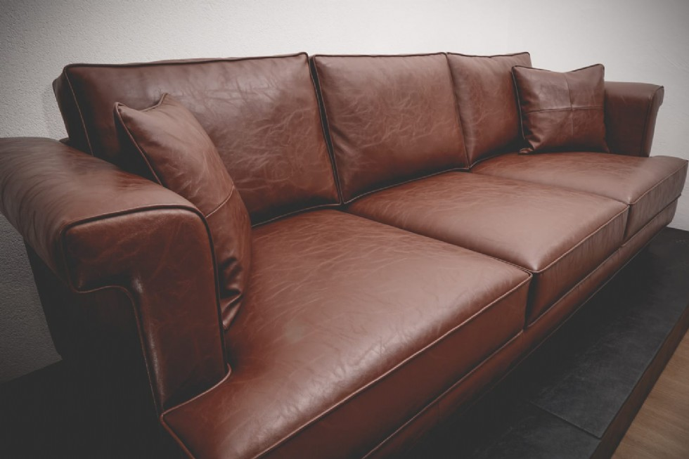 Kodu: 10492 - Leather Sofa Models