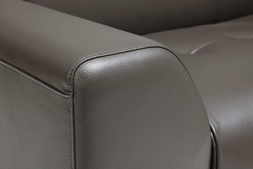 Kodu: 10107 - Leather Sofa Models