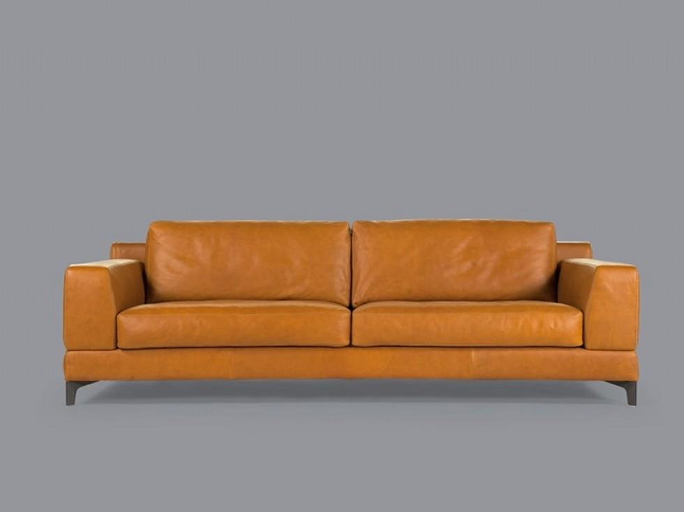Kodu: 8816 - Leather Sofa Models