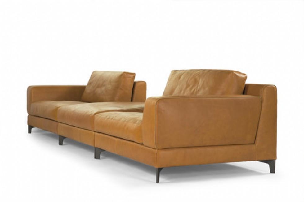 Kodu: 8817 - Leather Sofa Models