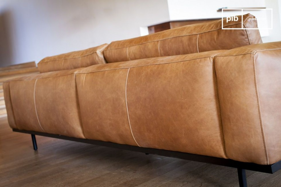 Kodu: 8821 - Leather Sofa Models