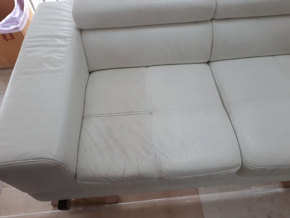 Kodu: 8991 - Modern Deri Koltuk Boyama Lazzoni Modeli