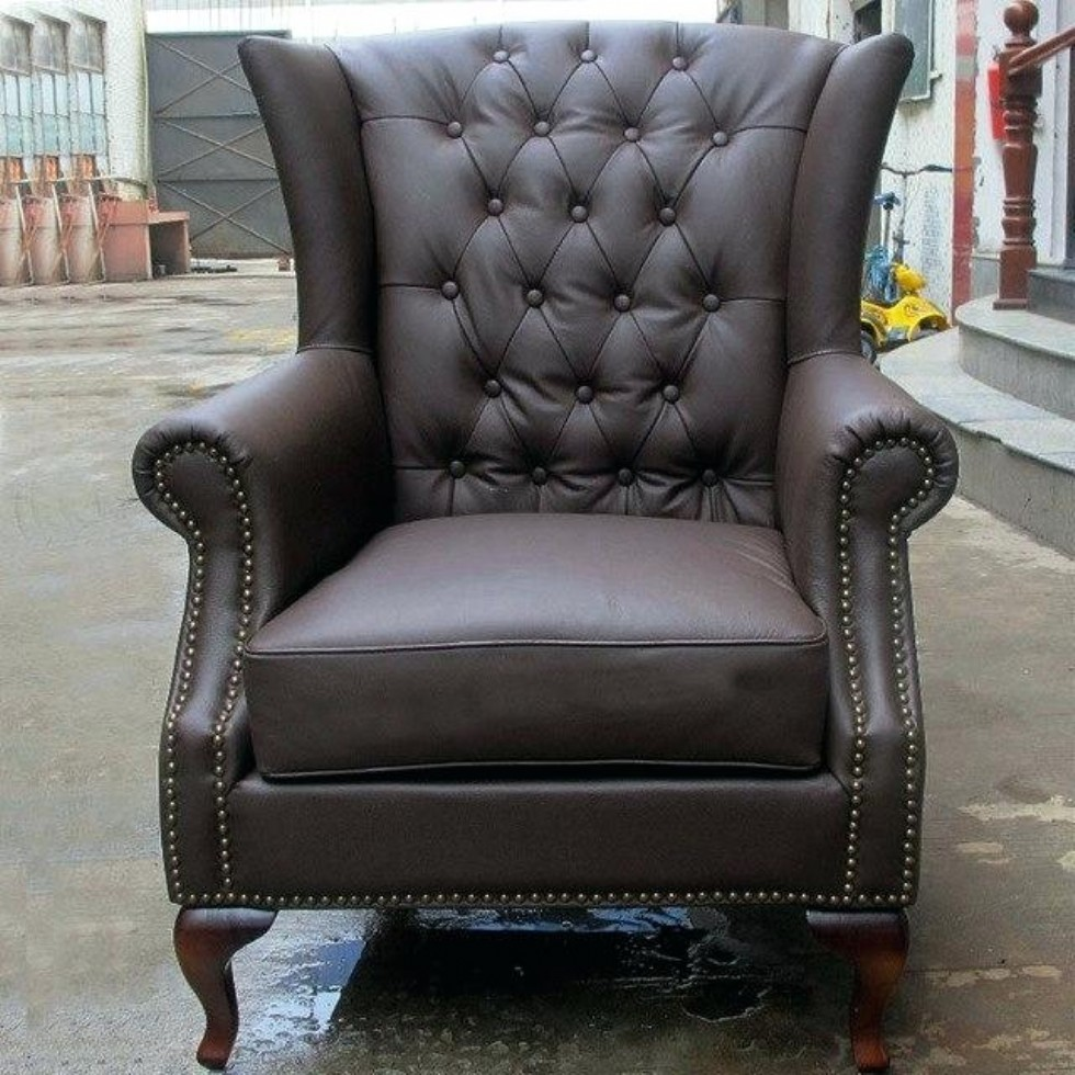 Kodu: 8523 - Sofa Leather Sofa Chair