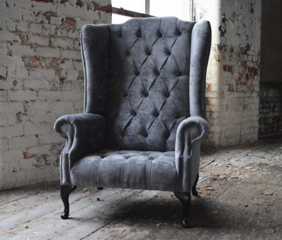 Kodu: 8524 - Vintage Leather Armchair