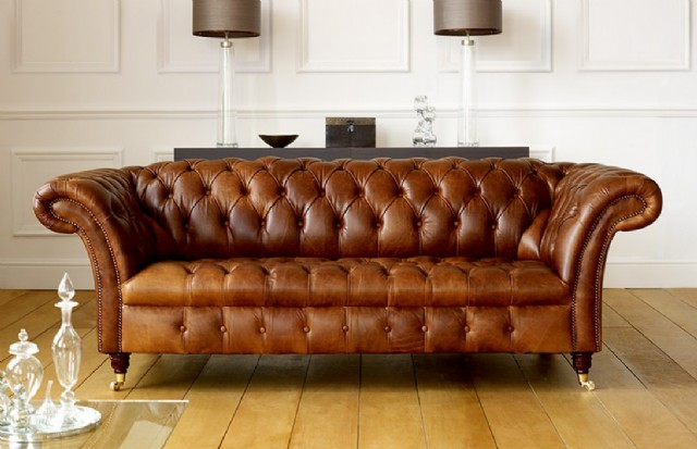 Chesterfield-sofa--vintage-leather-sofa