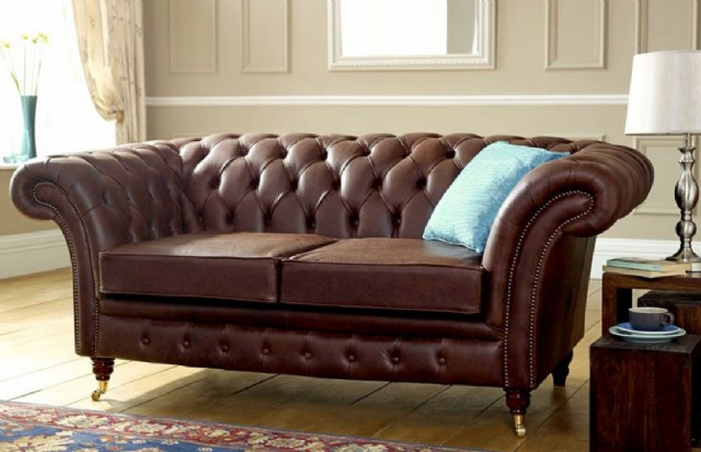 Leather-chesterfield-sofa