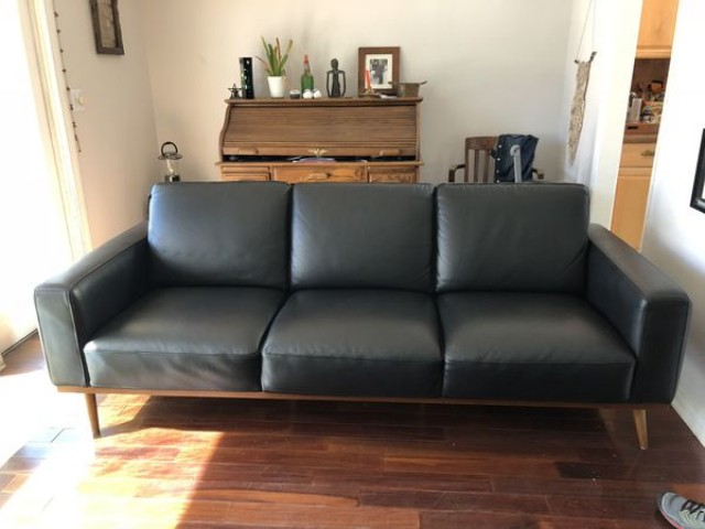 Leather Sofa Models