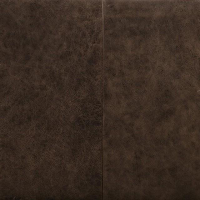 Üçlü Kahve Rengi Kanepe Modeli Hakiki Deri